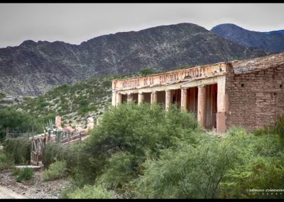 Viejo Monasterio- Cachi, Salta