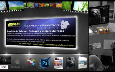 Servicio de Retoque y Mejora de fotos digital profesional