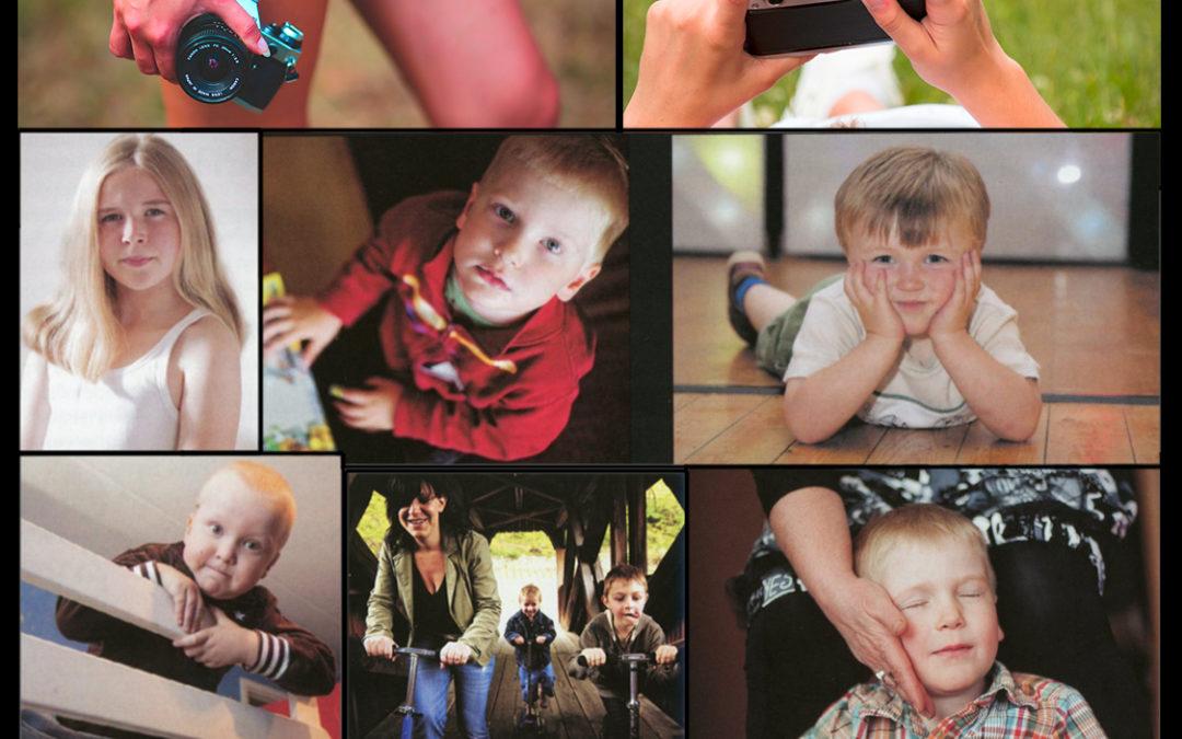 Fotos diarias de la familia- (Algunos consejos)