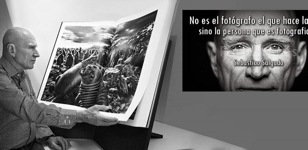 Sebastião Salgado- Gran Fotógrafo & Ser Humano